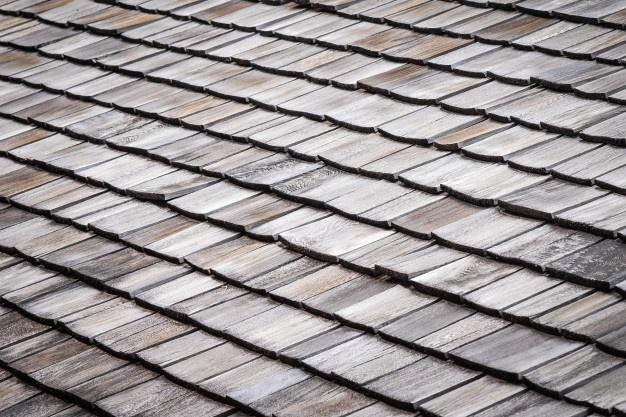 Prekrivanje streh z različnimi strešnimi kritinami
