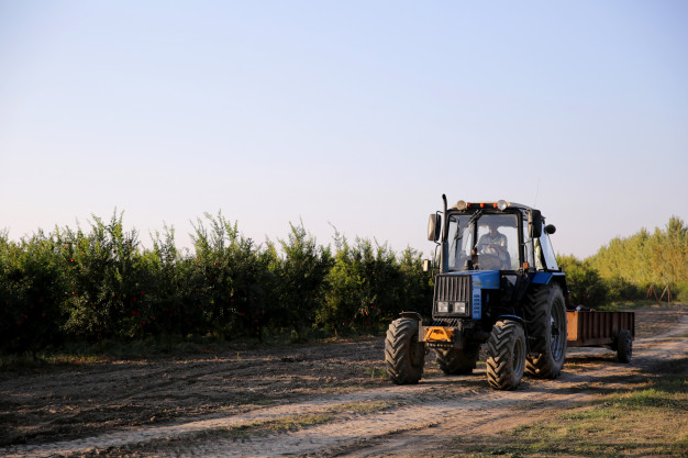 Kmetijska mehanizacija